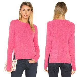 27 miles malibu Nora High Low Side Slit Sweater